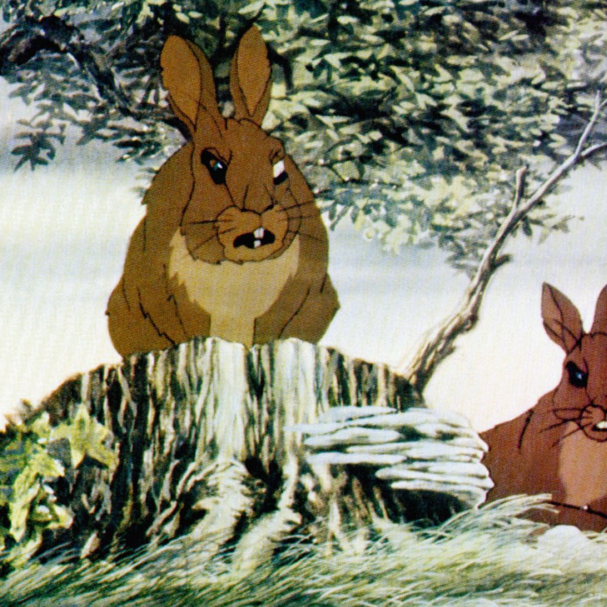 Watership Down too violent for tots? Probably, but parents should take  control of the remote | Animation in film | The Guardian