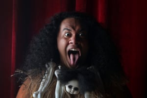 Rotuman performer Samuela Taukave, also known as Skillz.