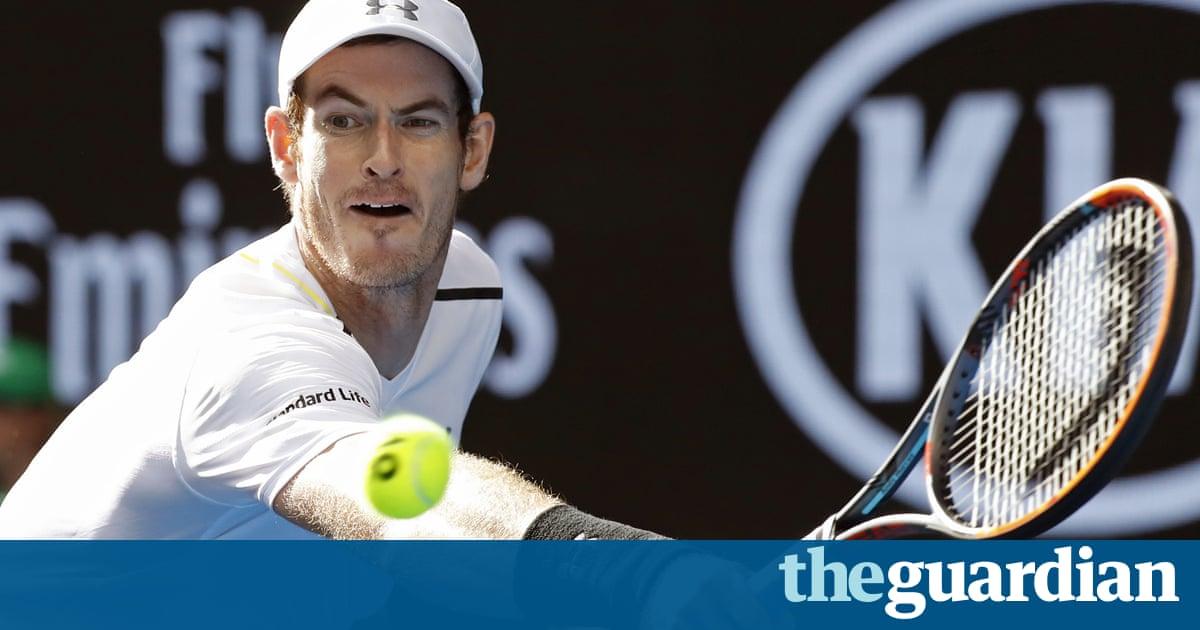 Andy Murray wins tough Australian Open match against Sam Querrey