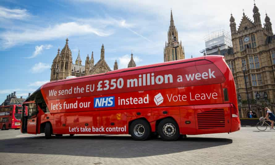 The bus has gone awol and the Guardian is holding on to its 'Leadsom4Leader' T-shirt, for now.