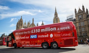 The Vote Leave battlebus