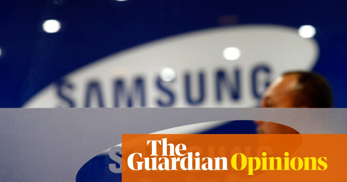 Samsung should try imagining a world where big firms respect workers