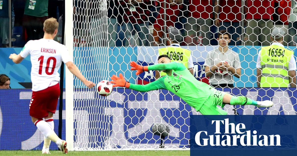 e8bc7be460c Croatia send Denmark out of World Cup after Subasic heroics in ...