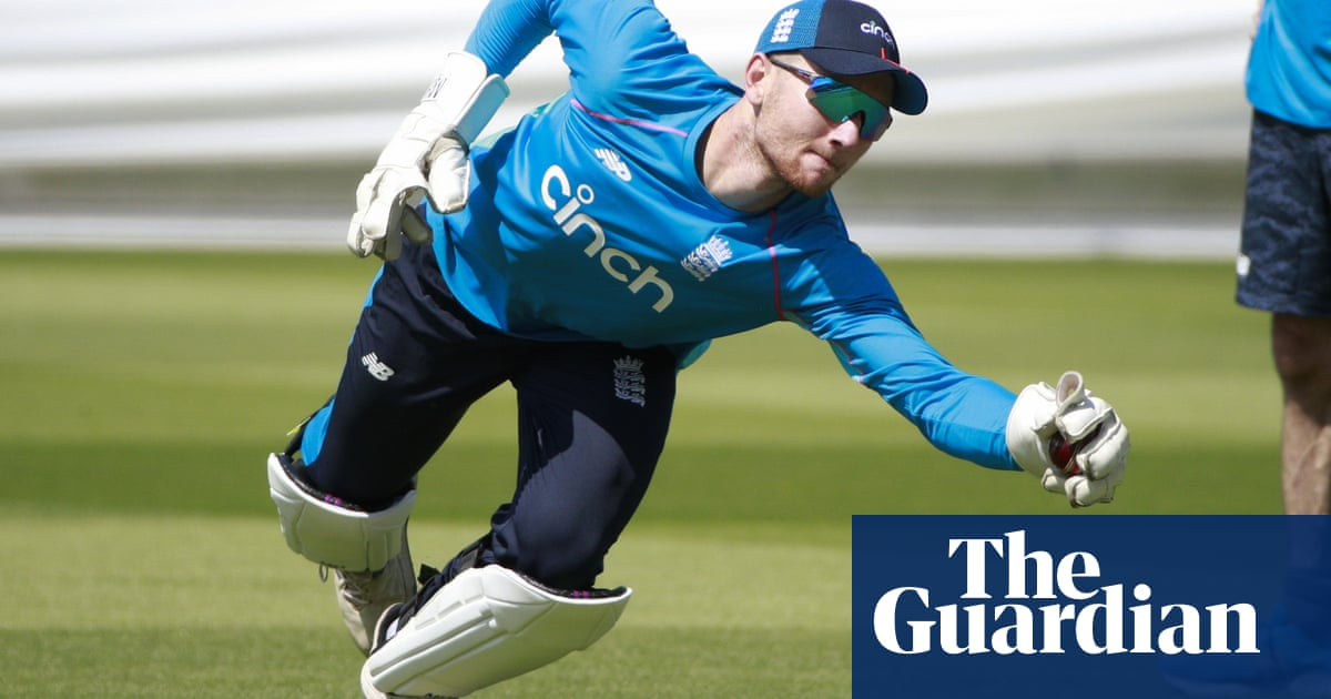 'Ben's been brilliant with me': James Bracey on his unlikely England role