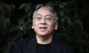 Kazuo Ishiguro portrait