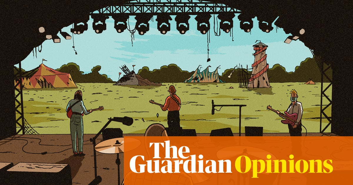Summer festivals are crying out for help – but the Tories don't want to hear it