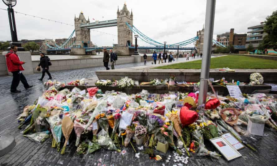 The attack at London Bridge earlier this year was one of several high-profile attacks claimed by Isis in the past few years.