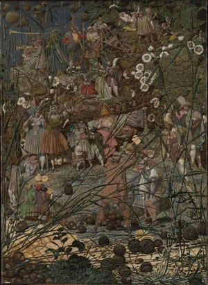 Richard Dadd's The Fairy Feller's Master-Stroke, which Susan Greenfield wants to 'stare at and stare at'