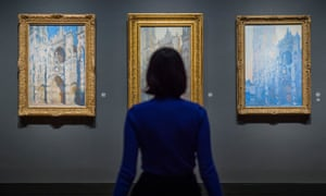 Monet & Architecture exhibition at the National Gallery