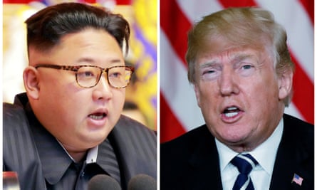 Kim Jong-un and Donald Trump could meet in the coming weeks.