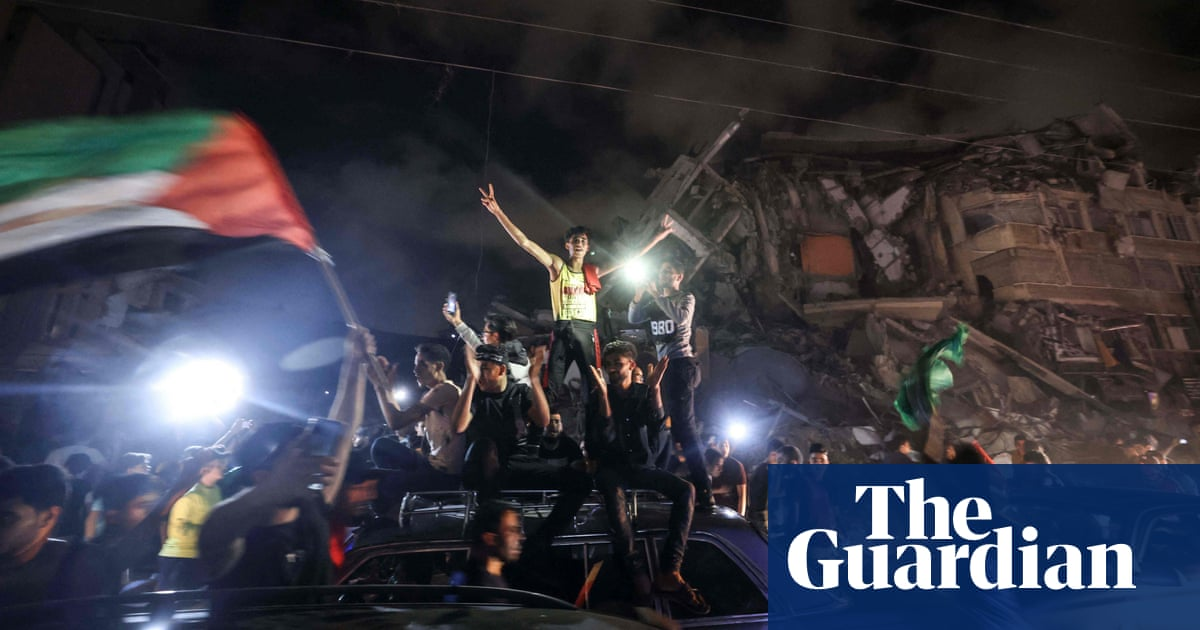 Israel-Gaza conflict: world leaders hail ceasefire after 11 days of attacks