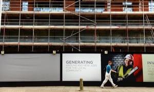 Housing development in London