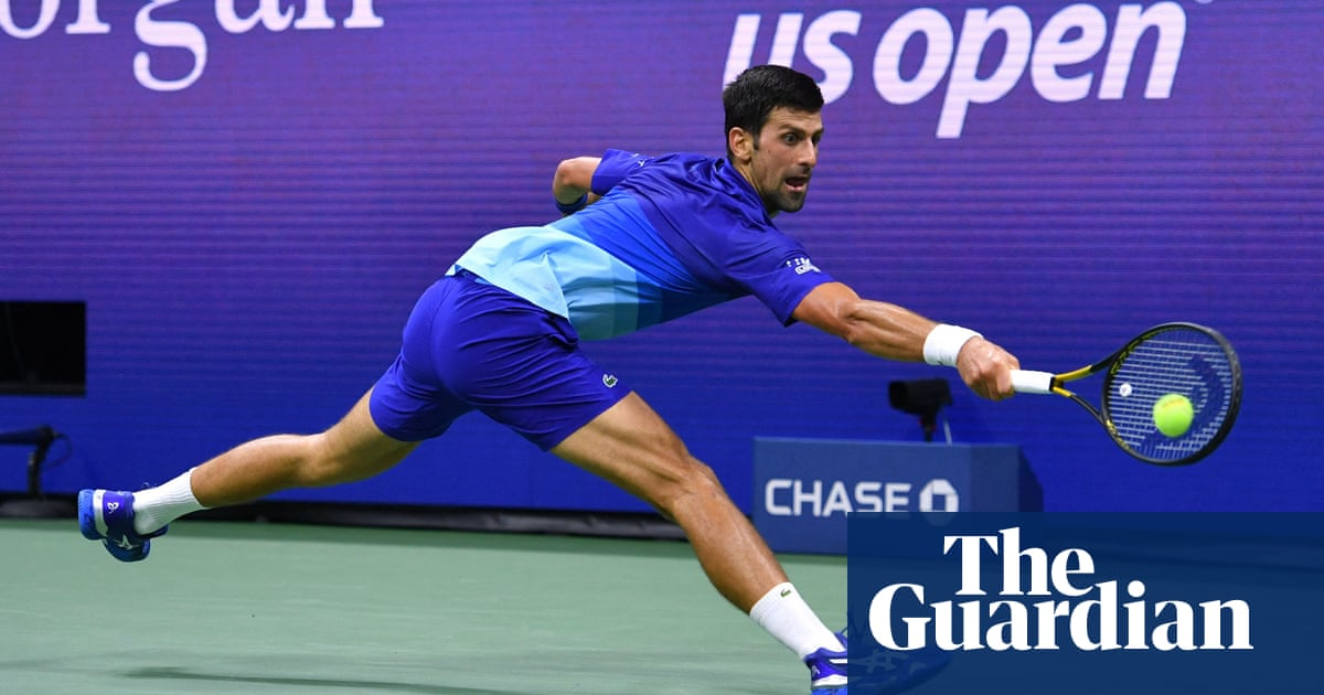 Novak Djokovic weathers early storm against Jenson Brooksby at US Open