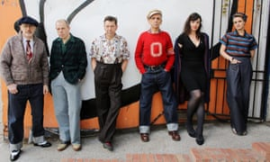 Dexys Midnight Runners in 2011.