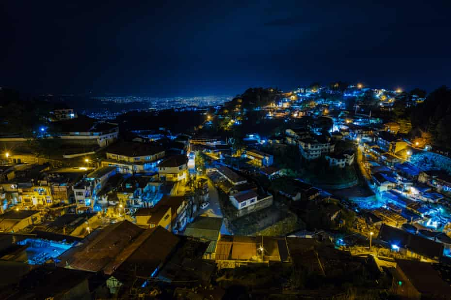 Mussoorie is a former colonial hill station town that the British termed the Queen of the Hills