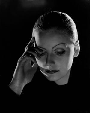 Greta Garbo: not an Instagram fan.