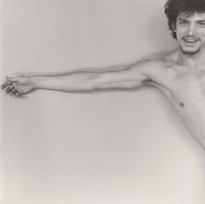Robert Mapplethorpe 'Self-portrait' 1975