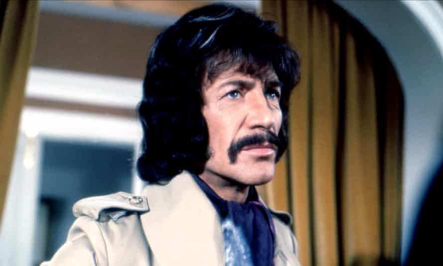 Peter Wyngarde appearing in Department S in 1969