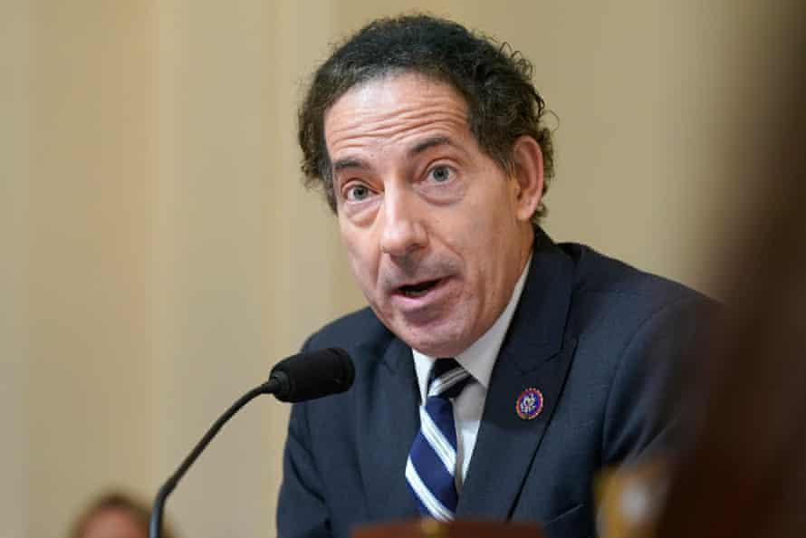 Congressman Jamie Raskin, a member of the select committee, said he expected the panel to receive all the records and testimony it was seeking.