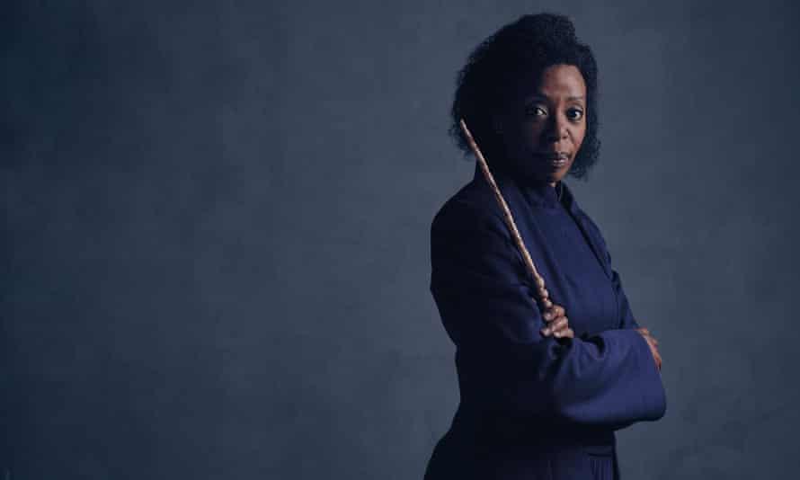 Noma Dumezweni in Harry Potter and the Cursed Child.