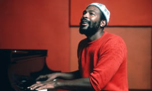 Marvin Gaye, c.1980.