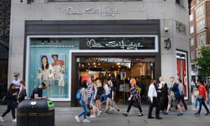 Miss Selfridge, Oxford Street, London, England, GrossbritannienPJ3E07 Miss Selfridge, Oxford Street, London, England, Grossbritannien