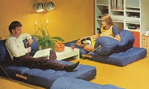 Let's get more shaky shelving, darling … Ikea's catalogue cover from 1973.