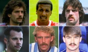 Alan Devonshire, Viv Anderson, John Wark, Dale Gordon, Brian Kilcline, Ian Snodin