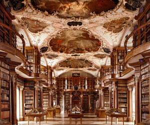 Stiftsbibliothek Sankt Gallen, St. Gallen, Switzerland