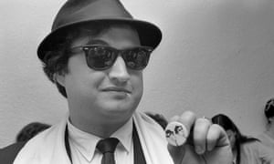 'Had he died in his sleep, we'd remember his life differently' … John Belushi.