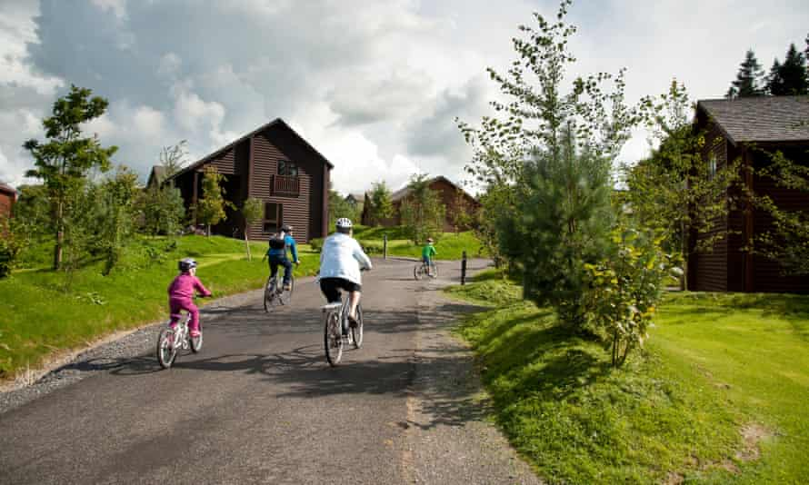 'A great choice for families': Bluestone Resort, Pembrokeshire.