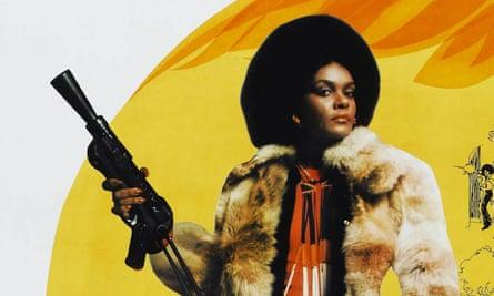 Tamara Dobson as Cleopatra Jones.