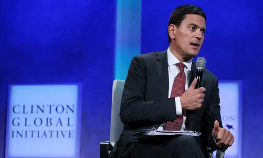 David Miliband: is he really yesterday's man?