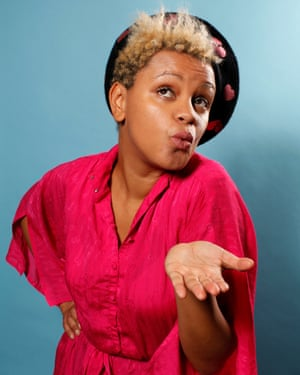 Radio DJ and author Gemma Cairney photographed in London.
