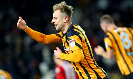Football League: Adkins makes flying start at Hull while Wolves fire blanks