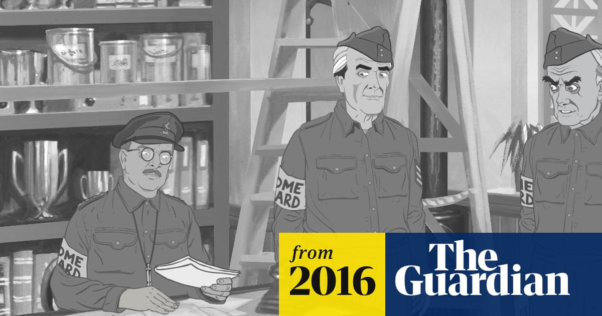 1d7ef629 BBC to release missing Dad's Army episode as an animation | Media ...