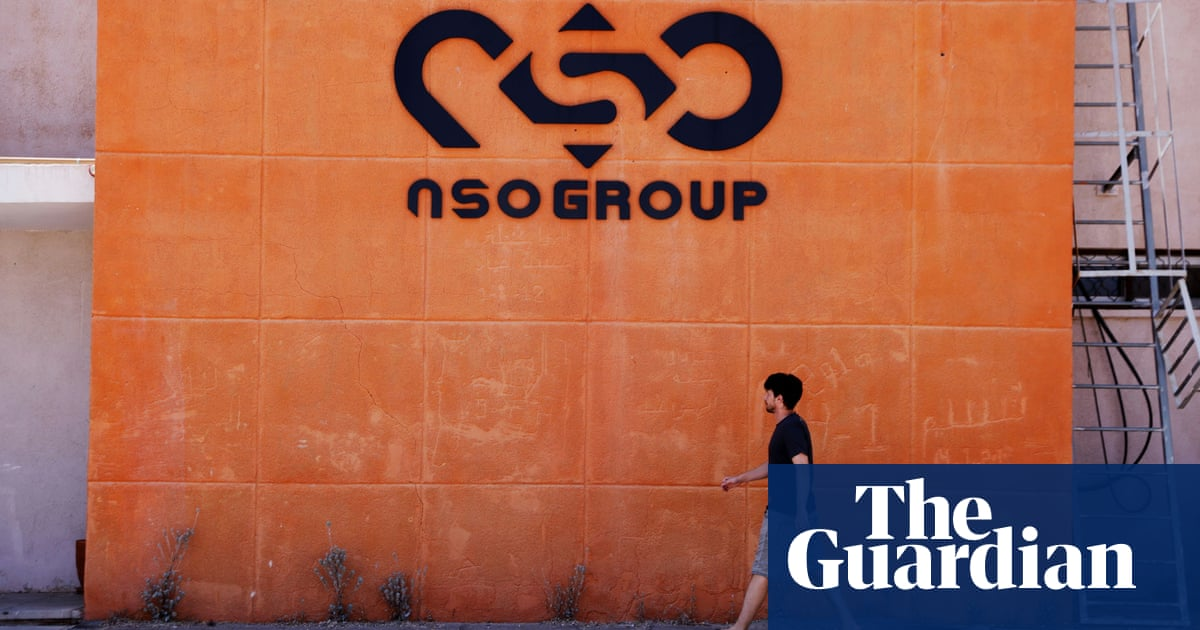US consultants lined up to run fund that owns Israeli spyware company NSO