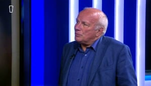 Greg Dyke on Sky Sports News.