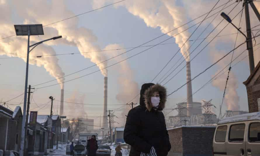 China's carbon-intensive industry is the biggest source of Britain's imported emissions.