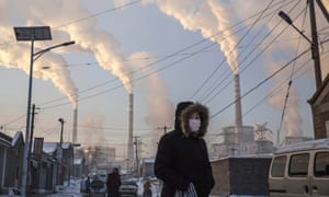 A history of heavy dependence on burning coal for energy has made China the source of nearly a third of the world's total carbon dioxide (CO2) emissions.