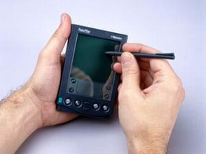 Palm Pilot, 1996