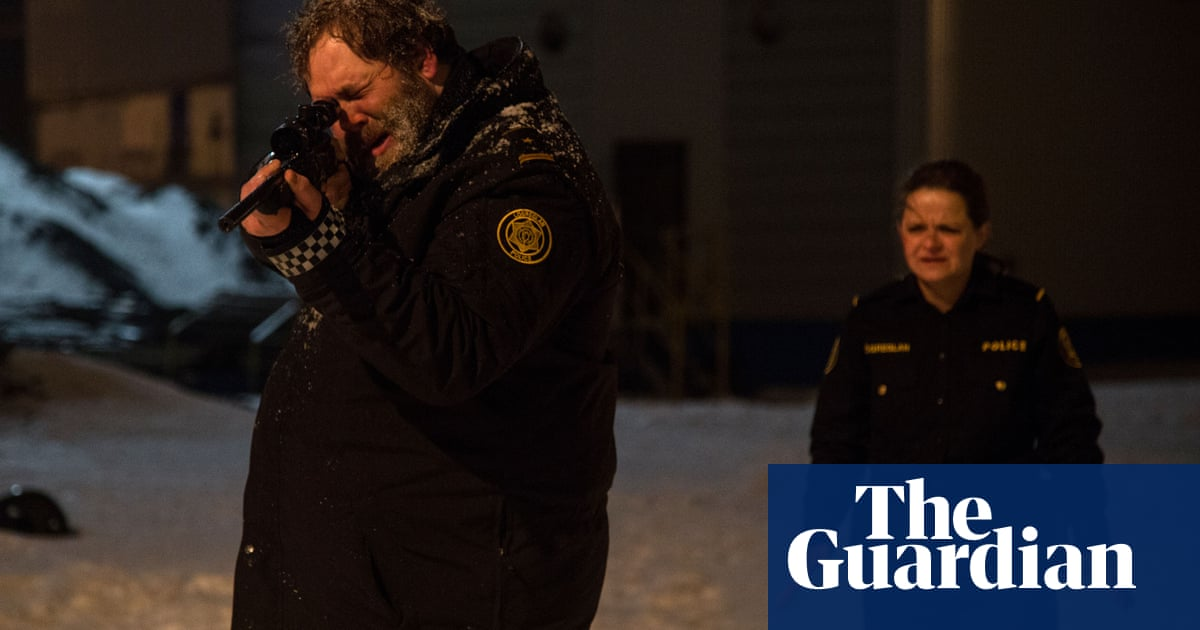 Trapped The Finale Review Gruelling Bleak And Breathlessly