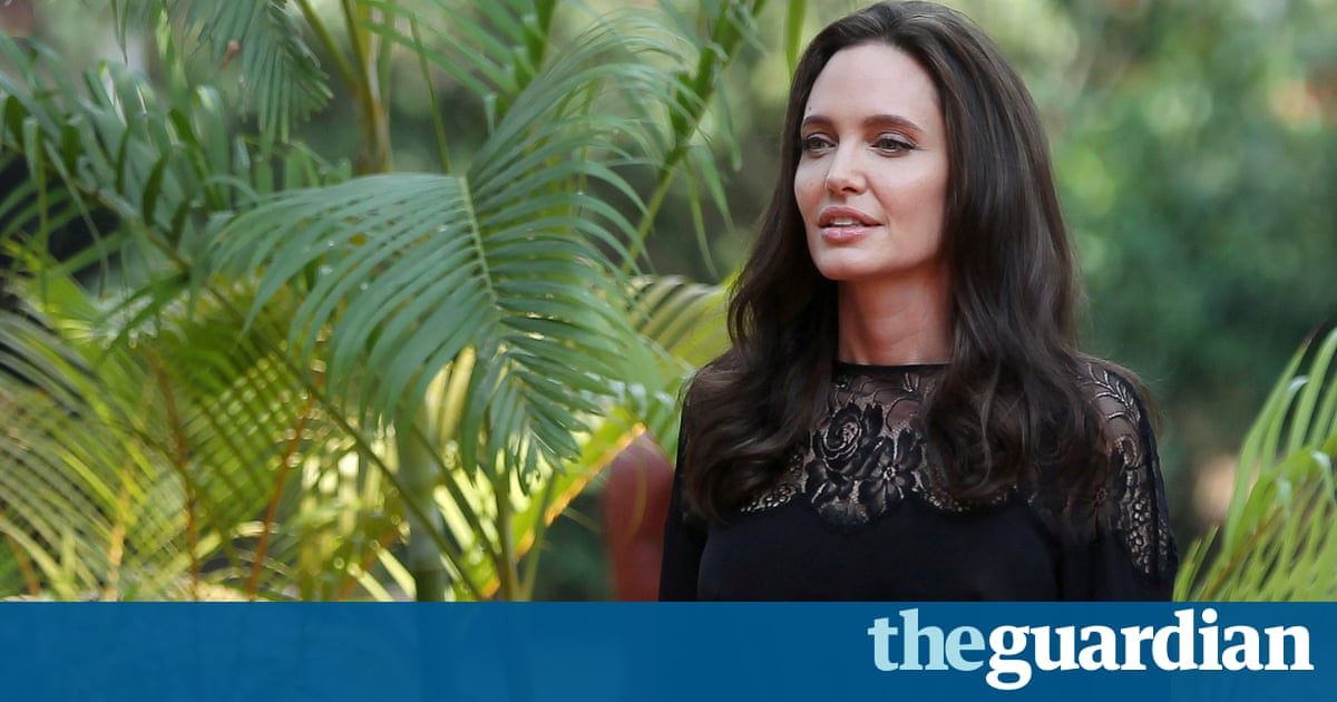 'They are heroes': Angelina Jolie honours survivors of sexual violence in Cambodia