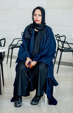 Sophia Al Maria.