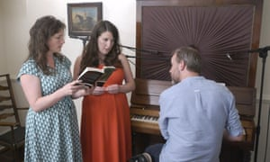 The Unthanks with Adrian McNally