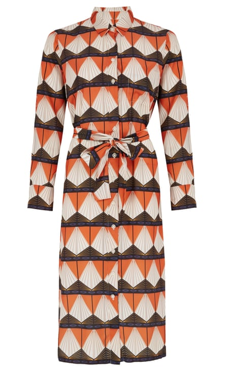 M&S collection dress, £35.