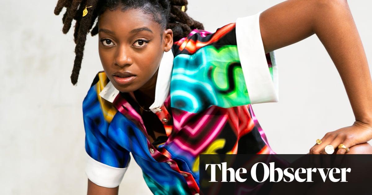 Rapper Little Simz: 'I don't hold back – I feel super free'