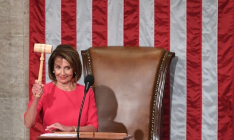 This is the Nancy Pelosi moment and Donald Trump should be very afraid