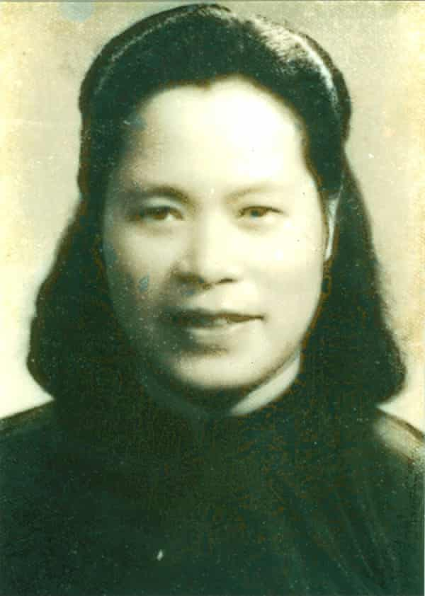 Mother who was murdered during Cultural Revolution