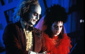 Winona Ryder's sulky teen Lydia Deetz held her own against Michael Keaton's otherworldly haunting in Beetlejuice, thanks in no small part to her goth stylings, a look somewhere between Siouxsie Sioux and Marc Jacobs AW16.